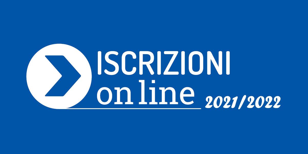 Iscrizioni online anno accademico 2021/2022